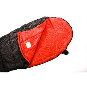 Alvivo Ibex Loft 80 Sovepose 210cm, sort/rød